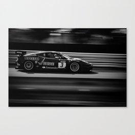 Vroom Canvas Print