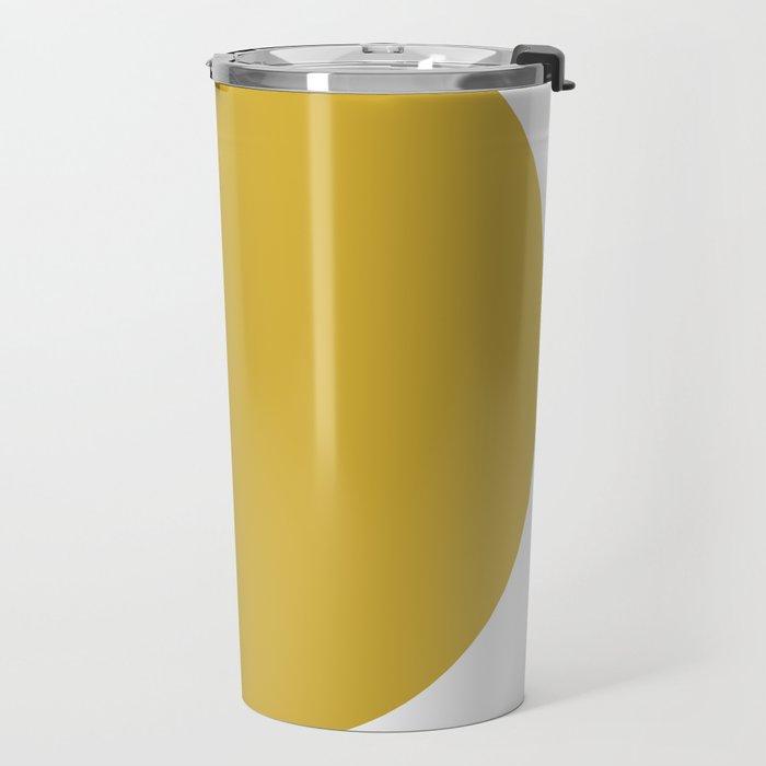 American Gold Travel Mug