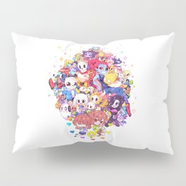UNDERTALE MUCH CHARACTER Pillow Sham