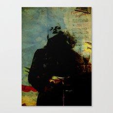 K&R Canvas Print