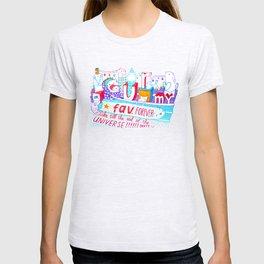 U r my fav. T-shirt