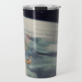 Figuring Out Ways To Escape Travel Mug
