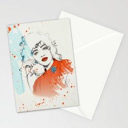 MONICA Stationery Cards