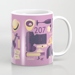 The Sign of Three Coffee Mug