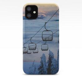LAST CHAIR iPhone Case