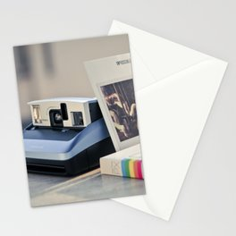Never Ending Polaroid Stationery Cards