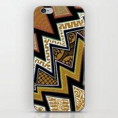 Intense Zig-zagging iPhone & iPod Skin
