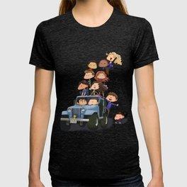 Puppy Pile T-shirt