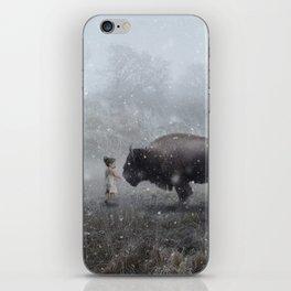 MeeTe Buffao iPhone Skin