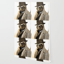 Gentleman Sloth 9# Wallpaper