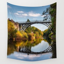 IronBridge Shropshire Wall Tapestry