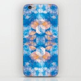 Cuben Kaleidoscope iPhone Skin