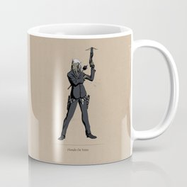 D&R Group 1: Hondo De Vetes Coffee Mug