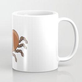 dangerous parasite - tick Coffee Mug