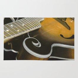 Mandolin #1 Rug