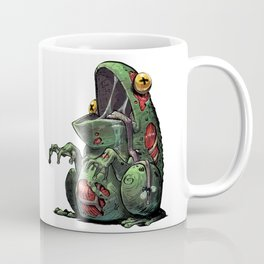 ZomBfrog Coffee Mug