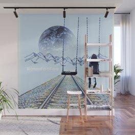 Foo Yonder Wall Mural