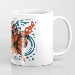 Explore The World Coffee Mug