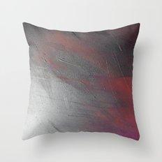 Slash'detail Throw Pillow