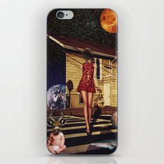An unusual rendezvous iPhone & iPod Skin