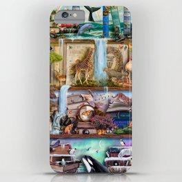 The Amazing Animal Kingdom iPhone Case