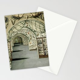 Museum of Curiosities Stationery Cards