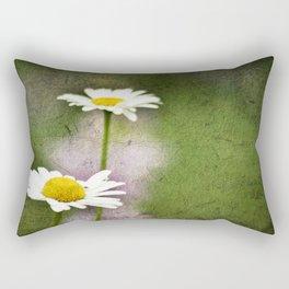 Daisy Chain 4 Rectangular Pillow