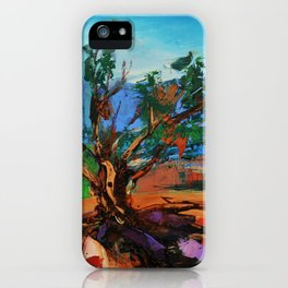 Among the Red Rocks - Sedona iPhone Case