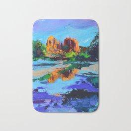 Cathedral Rock - Sedona Bath Mat