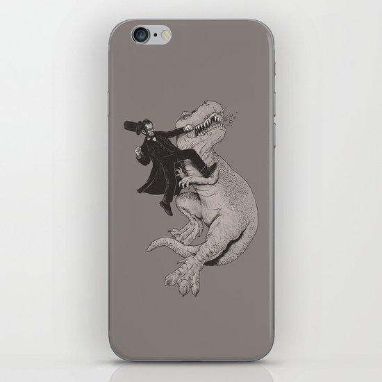 Abraham iPhone & iPod Skin
