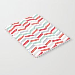 Herringbone Pattern 01 Notebook