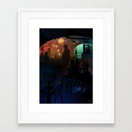 Mogwai Not For Sale Framed Art Print