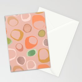 Almost circles Stationery Cards