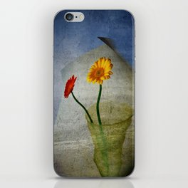 Blowing in the Wind iPhone Skin