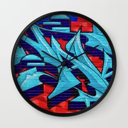 Shark Finished Wall Clock