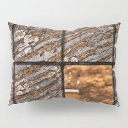 Petrified Window Pillow Sham