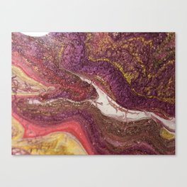 Embers Canvas Print