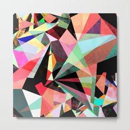 Colorflash 6 Metal Print