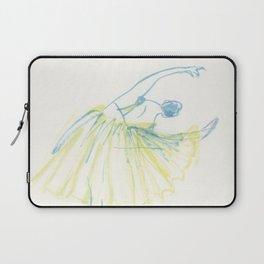 A Ballerina Laptop Sleeve