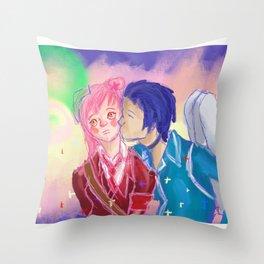 Amuto Throw Pillow