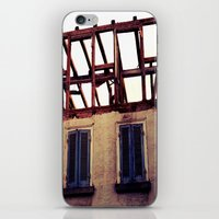 building iPhone & iPod Skins featuring Building by PerfectPixel