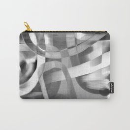 Jujube Stew -- grayscale Carry-All Pouch