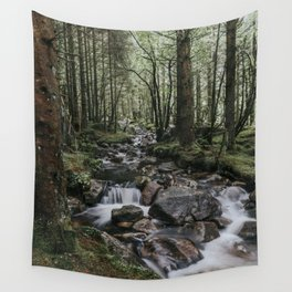 The Fairytale Forest - Landscape and Nature Photography Wall Tapestry