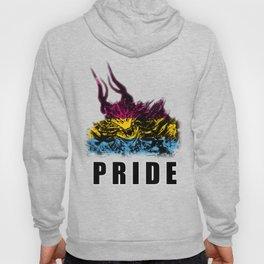 Pansexual Pride Demon Hoody