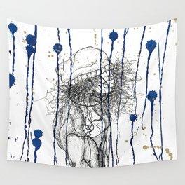 Rain Walker Wall Tapestry