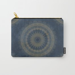 Indigo Jeans Mandala Carry-All Pouch