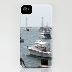 Boats iPhone (4, 4s) Slim Case