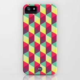 SEETHREEDEE iPhone Case