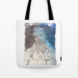 Dostoyevsky Tote Bag