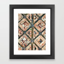 Barcelona 11 Framed Art Print